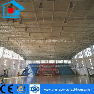 Space Roof Truss Structure for Metal Building pictures & photos