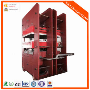 Frame Rubber Hydraulic Vulcanizing Press with Ce and ISO9001 pictures & photos