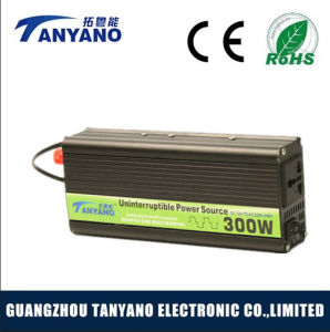 300W Black Grid Tie Modified Inverter with UPS
