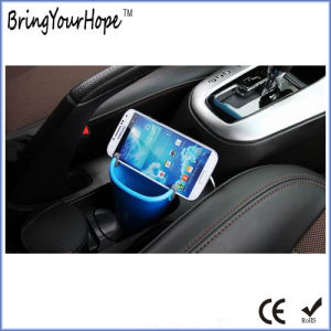 Built in Cable Cup USB Car Charger (XH-UC-023C) pictures & photos
