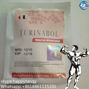 4-Chlorodehydromethyltestosterone Pills Anabolic Steroid Powder Oral Turinabol pictures & photos
