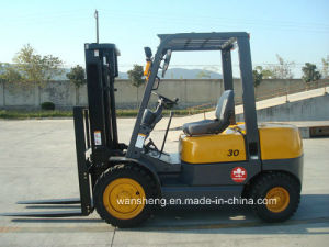 High-Quality 3.0t Diesel Forklift Truck with Factory Supply Price pictures & photos