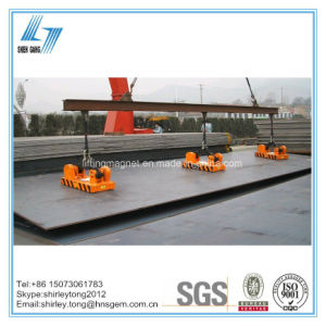 Auto Type Permanent Lifting Magnet Lifter for Steel Plate pictures & photos
