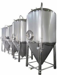 Stainless Steel Brew Glycol Conical Fermentation Tank/Fermentor pictures & photos