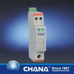 Cau4-230 30ka Single Phase Surge Protective Devices with TUV Approval pictures & photos