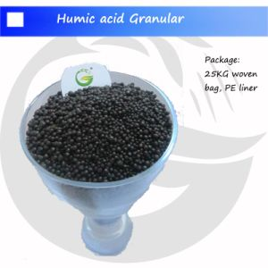 Organic Fertilizer Black Amino Granular pictures & photos