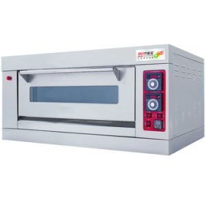 Best Price Advanced Gas Bread Deck Oven pictures & photos
