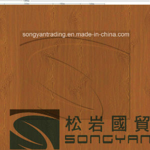 Superior Quality Wooden Design PVC Coated Steel for Door and Furniture Panel pictures & photos