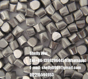 Aluminum Shot /Aluminum Shot for Shot Blasting / Stainless Cut Wire Shot /Lead Shot / Zinc Shot / Cut Wire Shot / Ss Shot/ Copper Cut Shot pictures & photos