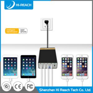 5 Port 5V/3A 3.0 Interface USB Rechargeable Battery Portable Mobile Power Bank pictures & photos