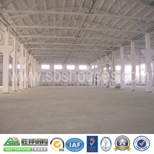 2015 Sbs Commercial Steel Structure Warehouse or Workshop pictures & photos