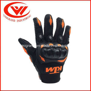 Full Finger Gel Padding TPU Glove pictures & photos