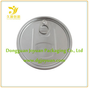 Hot Sell Aluminum Easy Open End Lid Eoe 401# pictures & photos
