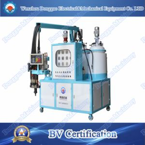 PU Self Skin Low Pressure Foaming Machine pictures & photos