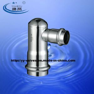 Stainless Steel Press Pipe Fittings pictures & photos