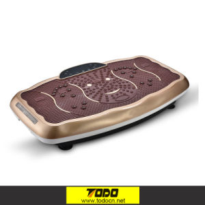 Todo Fitness Body Building Foot Vibration Plate for Sale pictures & photos