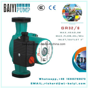 Mini Hot Water Boosting Circulation Pump 32-6 pictures & photos