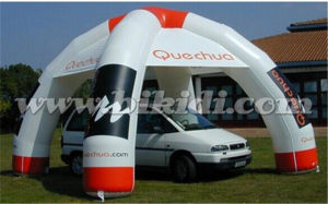 Exhibition Inflatable Car Tent with Customized Logo K5138 pictures & photos