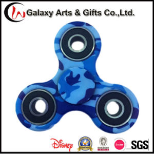 Custom Toys Fidget Hand Spinner Flip Tri-Spinner Camouflage Fidget Hand Spinner pictures & photos