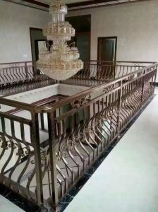 304 Indoor Stainless Steel Balcony Railing Price Per Meter pictures & photos