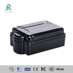 Small Long Battery Life GPS Tracker with Super Magnet for Vehicle Container M588L pictures & photos