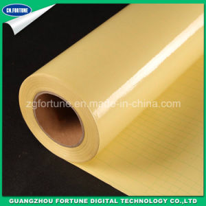 86g Liner Cold Lamination PVC Film Glossy pictures & photos