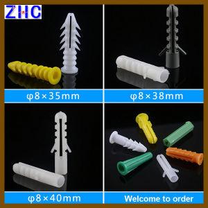 Express Plastic Anchor Nail / Nylon Nail Anchor / Hammer Drive Nail pictures & photos