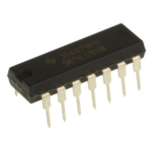 Sn74ls164n 74ls164 74ls164n 8-Bit Parallel-out Serial Shift Register IC pictures & photos