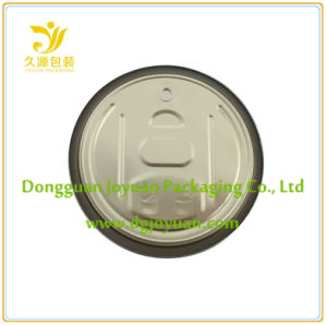 Aluminum Easy Open End Round Lid Eoe 300# (72.9mm) pictures & photos