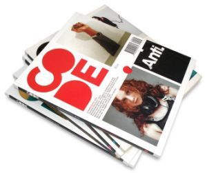 Offset Printing Full Colors Custom Magazine Printing Book Printing pictures & photos