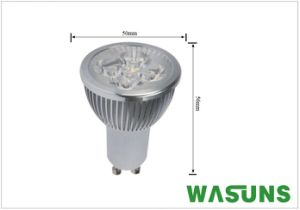 Factory Wholesale 4W LED GU10 Spotlight pictures & photos
