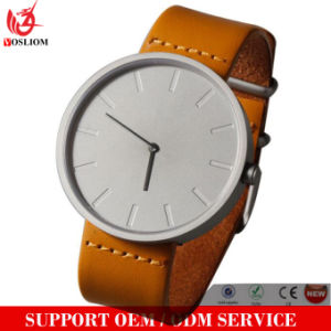 Yxl-116 Fashion Leather Watch Unisex Ladies Mens Brand Watches OEM Luxury Pormotional Wrist Watch Wholesale pictures & photos