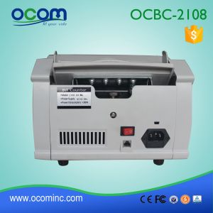 Factory Currency Counting Machine with UV & Mg Ocbc-2108 pictures & photos