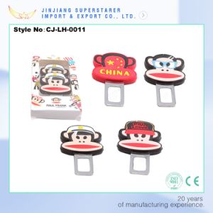 Cartoon Metal Buckle, Safety Seat Belt Buckle with Bottle Open Function pictures & photos