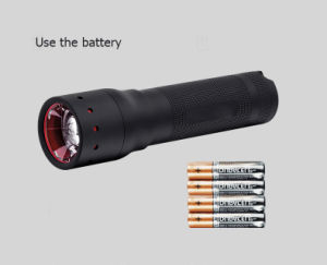 Seo Flashlight LED Lenser P7.2 LED Flashlight pictures & photos