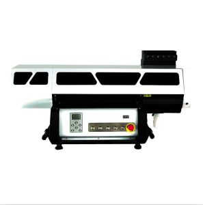 Flatbed UV Printer Metal Printer for Wood Leather Plastic Glass pictures & photos
