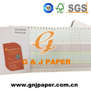 Virgin Pulp Thermal Recording Paper for Contec Ctg Machine Printing pictures & photos