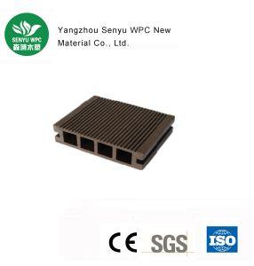 140*40 Hollow WPC Wood Plastic Composite Decking pictures & photos