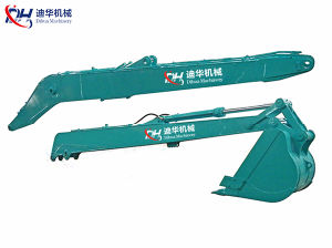 18m/20m/22m/25m Long Reach for Excavator Kobelco Sk330 pictures & photos