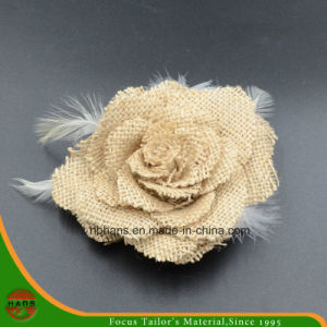 New Fashion Jute Flower (HF-11) pictures & photos