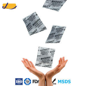 Powerful Desiccant Packet Bio Dry Factory pictures & photos