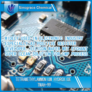 Tetramethylammonium Hydroxide (TMAH-99) pictures & photos