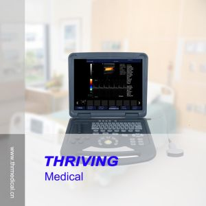 Thr-Atn6801 Medical portable 2D Color Ultrasound Scanner pictures & photos