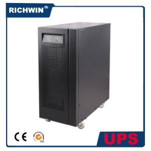 6kVA~10kVA Pure Sine Wave Online UPS Power Supply with Battery