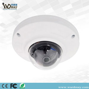 1.3MP Vandalproof Dome Camera with 130 Degree Fish Eye Lens pictures & photos