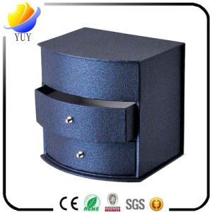 2017 New Style Grey Cardboard Paper Drawer Box pictures & photos