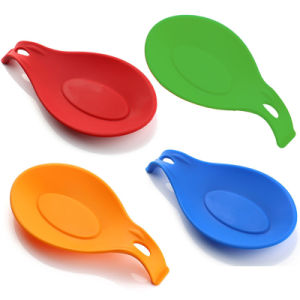 Kitchen Silicone Spoon Rest pictures & photos