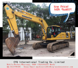 Used Komatsu PC300-7 Excavator on Sale Working Great! pictures & photos