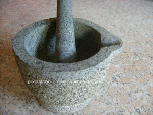 Granite Mortar and Pestle Manufacturer From China pictures & photos