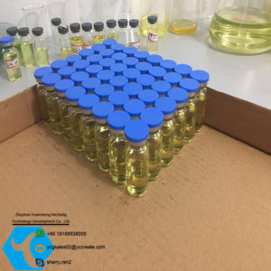 Supertest 450 Testosterone Mix Oil Semi-finished Liquid as Cutting Cycle Steroids pictures & photos